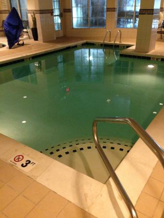 Hilton Garden Inn Fredericksburg: Mini pool