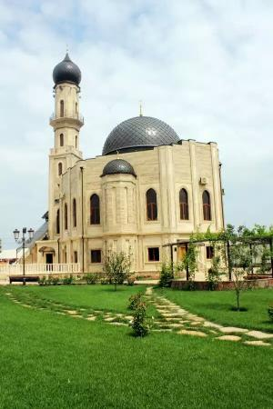 Mosque of Sheikh Arsanov