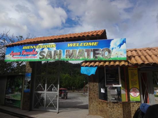Moyobamba, Peru: Banos Termales de San mateo
