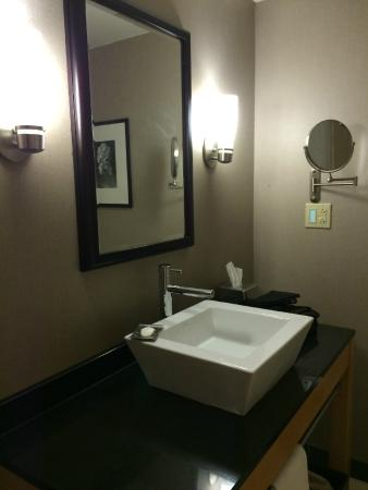 DoubleTree by Hilton Hotel Savannah Airport: Bathroom