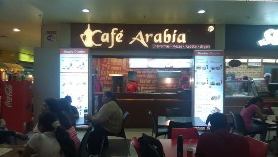Cafe Arabia