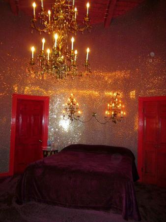 The fabulous Merry room. - Picture of Madonna Inn, San Luis Obispo ...
