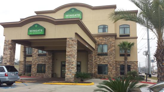 Wingate by Wyndham Lake Charles Casino Area : Wingate at Wyndham