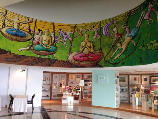 BAAC - Picture of Bangkok Art & Culture Centre (BACC), Bangkok - TripAdvisor