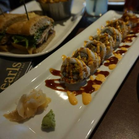 Earls: Dynamite Mango Roll