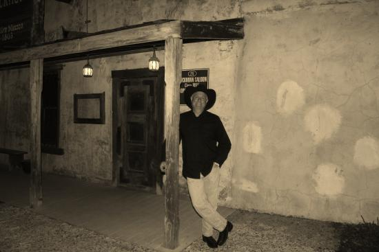 Buckhorn Saloon & Opera House: Outside the Buckhorn