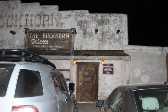 Buckhorn Saloon & Opera House: Evening at the Buckhorn