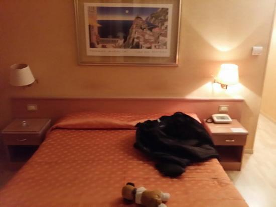 Hotel Sole Mare: La chambre