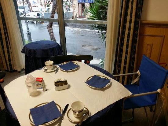 Hotel Sole Mare: Le pti déjeuner