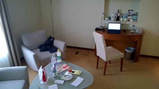 Hotel Mercure Lublin Centrum: apartament  312
