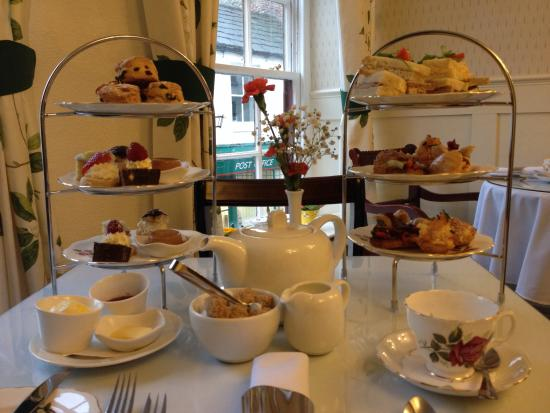 Image Duncans Tearoom in Yorkshire and The Humber