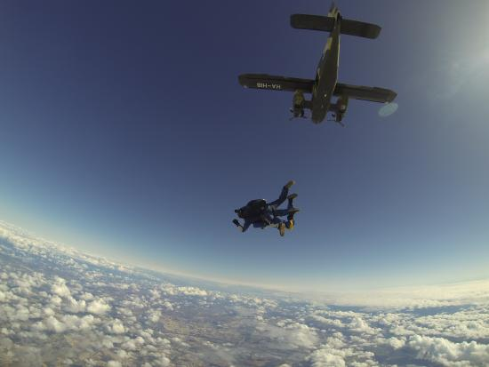 Skydive Spain: A volar!!!