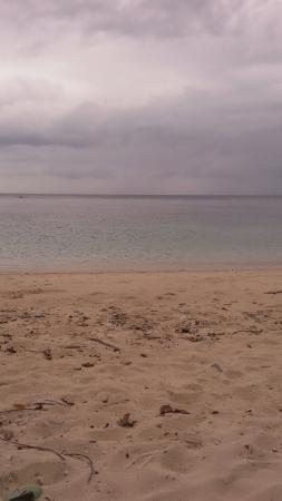 Guimbitayan Beach: Beach