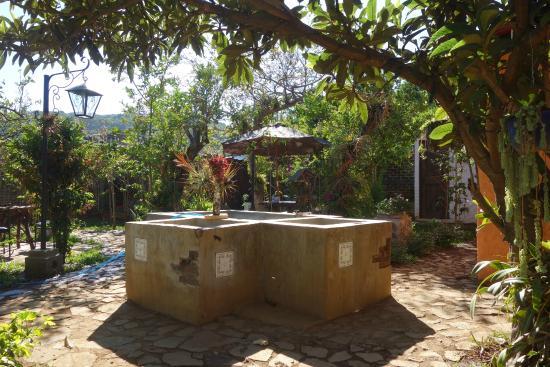Fountain Picture Of Hotel Restaurant Fleur De Lis Concepcion De
