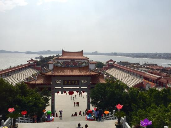 Shantou, China: 200 steps!