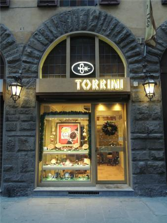 Torrini 1369 Historic Shop