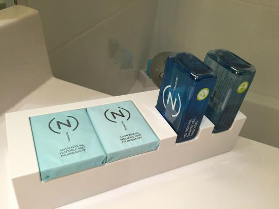 Kit di cortesia nel bagno foto de novotel monte carlo monte carlo tripadvisor - Kit cortesia bagno ...