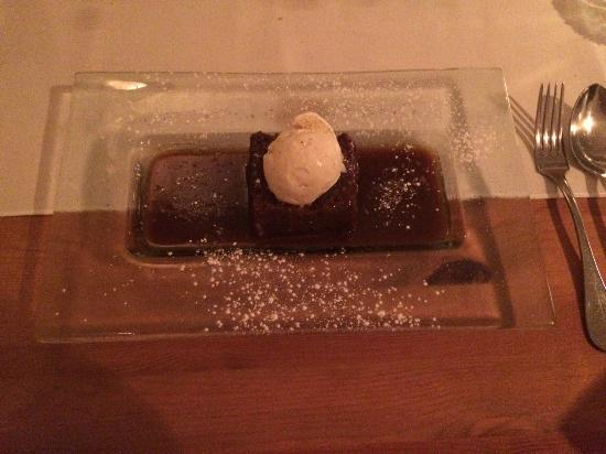 The Fig Tree: Sticky Toffee Pudding