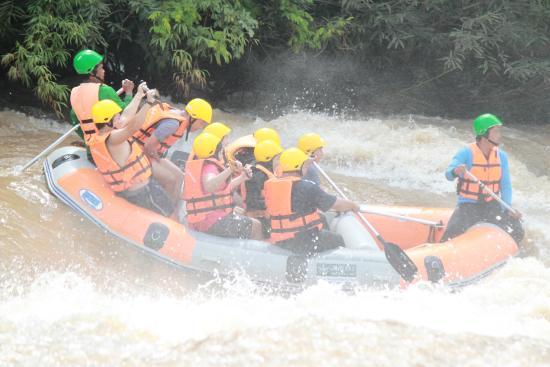 Natural Park Resort de Wang Thong: Rafting (Seasonal, June - Oct)