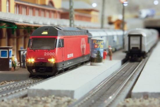 Gamlebyen Miniature Railroad