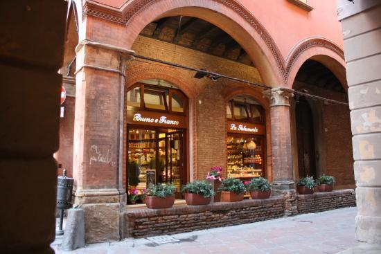 Photo of Tourist Attraction Bruno e Franco - La Salumeria at Via Guglielmo Oberdan 16, Bologna 40126, Italy