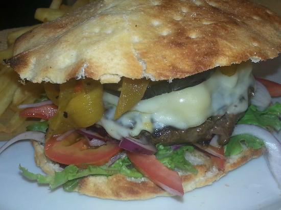 Pizzeria IRMA trattoria: hamburgIRMA