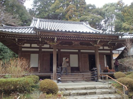 Gansenji: 本堂