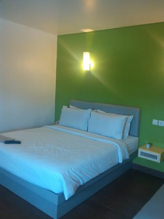 Amaris Hotel Diponegoro: Kamar double standar