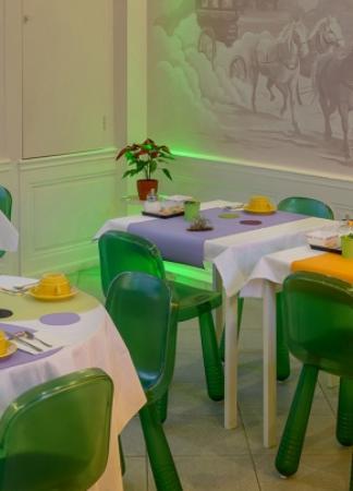 Hotel Continental : Salle de Déjeuner