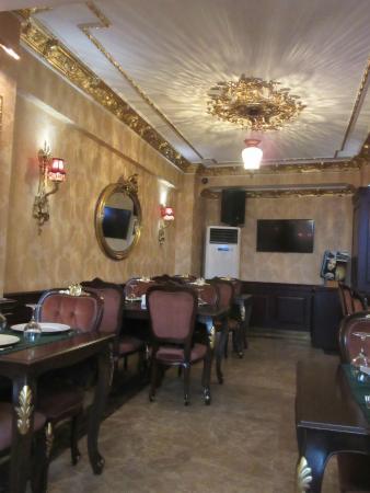 Harem Restaurant : Look from the inside