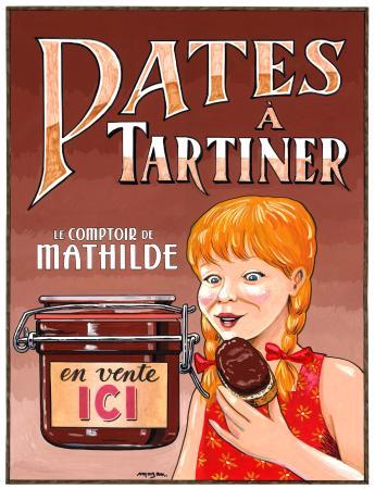 Notre boutique le comptoir de mathilde bruges belgique - Le comptoir de mathilde lyon ...