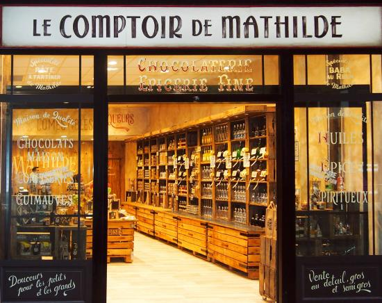 boutique le comptoir de mathilde de bruxelles belgique photo de le comptoir de mathilde. Black Bedroom Furniture Sets. Home Design Ideas