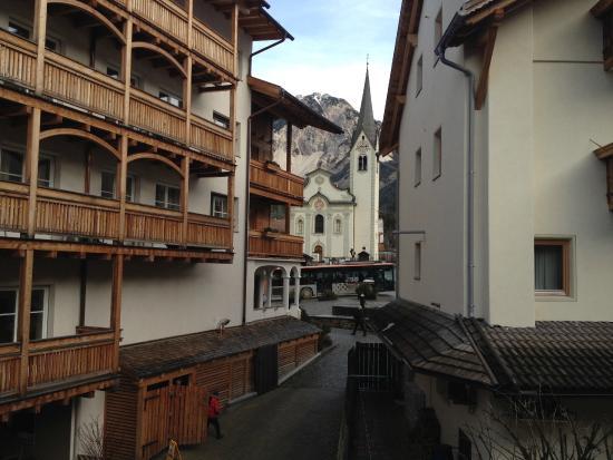 Hotel La Stoa: Vista dal terrazzo