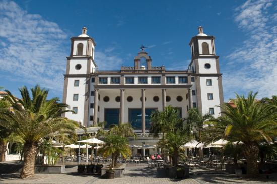 Lopesan Villa del Conde Resort & Corallium Thalasso: EXTERIOR