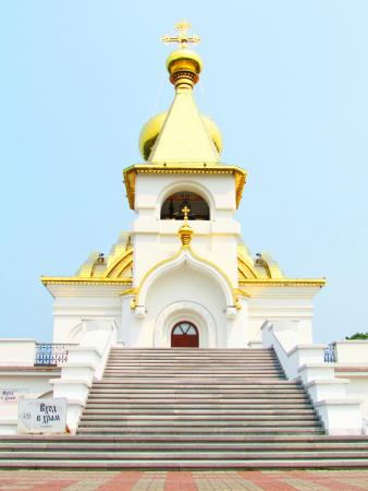 Temple of Saint Seraphim Sarovskiy