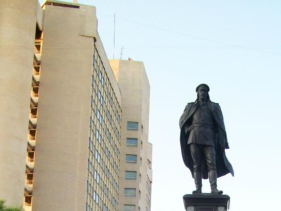 Monument to Yakov Diyachenko