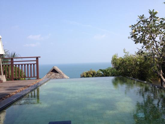 Bhundhari Spa Resort & Villas Samui : Our villa