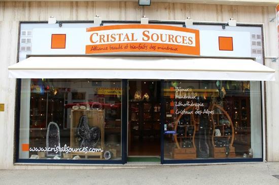 Cristal Sources