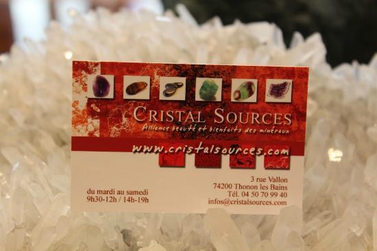 Cristal sources ce qu 39 il faut savoir pour votre visite - Camping thonon les bains avec piscine ...