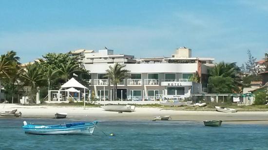 Paradiso Del Sol : Vista do hotel
