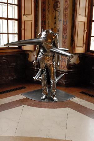 Belvedere Palace Museum: Belvedere Vienna, Lower  Palace Foyer
