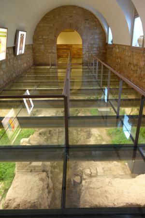 Centro Cultural Banos Arabes: Baños Árabes de Jaén. Restos Arqueológicos Adyacentes