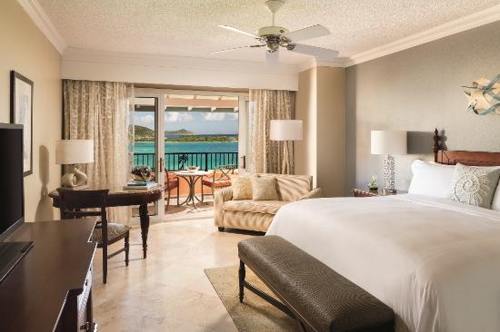 The Ritz-Carlton, St. Thomas: Ocean View Room