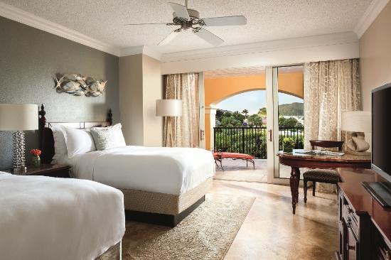 The Ritz-Carlton, St. Thomas: Resort View Room