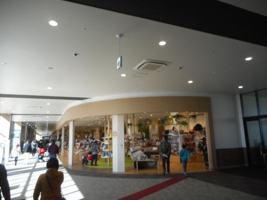 Aeon Mall Makuhari Shintoshin: 店内 ペットモール