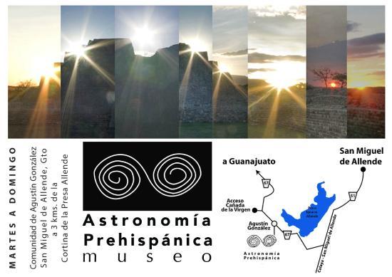 Museo de Astronomia Prehispanica