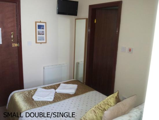White Heather Hotel: Small Double