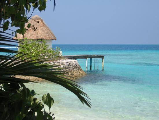 Giravaru Resort: scorcio isola