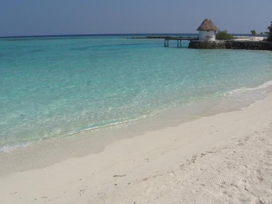 Giravaru Resort: lato piu tranquillo
