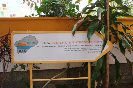 Santo Antao, Kapp Verde: hotel Berdolega, Vila das Pombas
